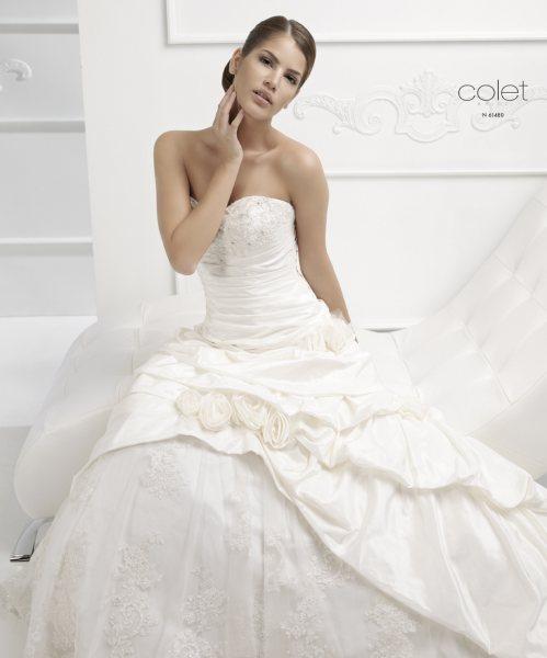 Inšpirácie pri príprave svadby - kol. Colette