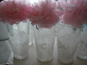 vazy na stoly
