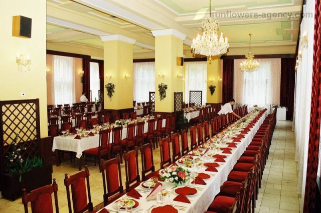 Prípravy na svadbu - Erika & Daniel - tu bude svadobná hostina