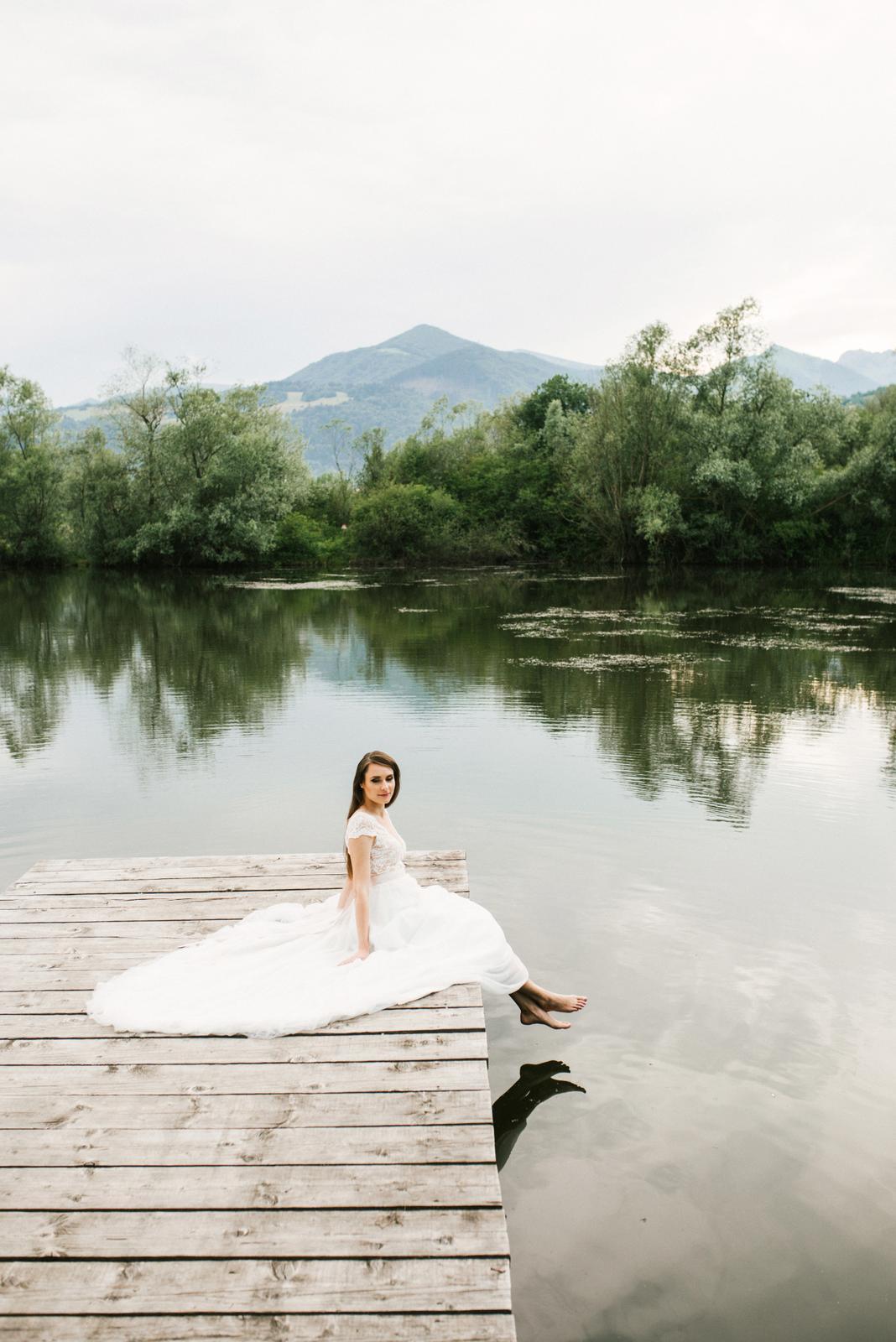 Večer na párnických jazerách - Obrázok č. 16