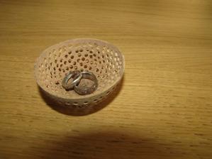 Další nápad na prstýnky.