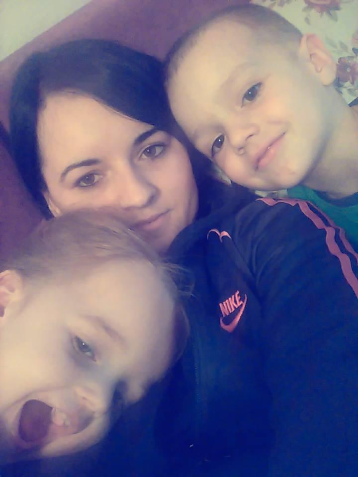 Ivana Dudičová{{_AND_}}Milan Didič - aktuálna ja s deťmi :)