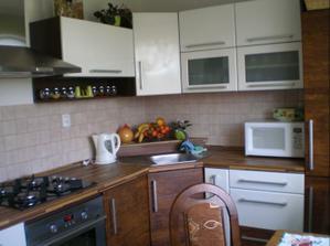 Moja kuchyna - som s nou veľmi spokojná