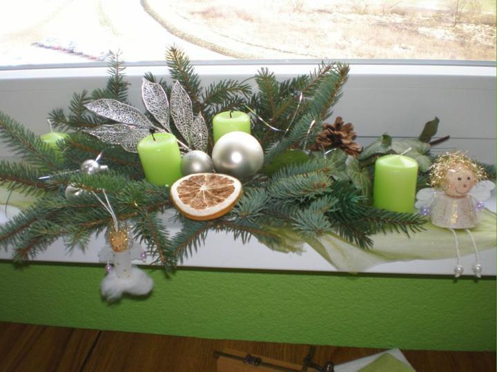 A už sme v svojom ... - Vianočna ozdobka v kuchyni