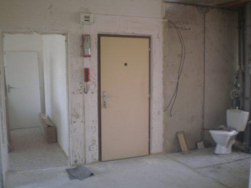 Takto to prebieha u nas - Vchodové dvere
