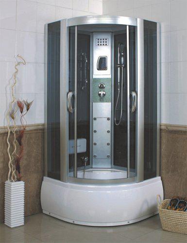 Takto to prebieha u nas - Sprchový -masažny a parný kut