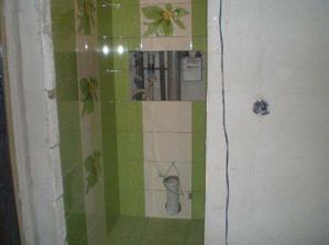 WC - skoro hotové