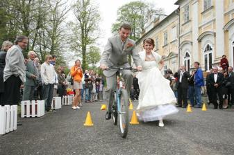 a zase na kole