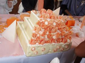 tak tento dortík bych chtěla od Boženky jako hlavní, tak doufám, že mi vyjde :-)