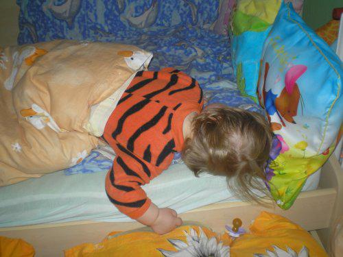 A takto dobre sa spi v novej izbicke:-))