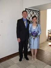 Moje sestra s manželem/ My sister with her husband