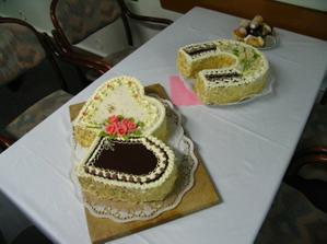 Svatební dorty/ Wedding cakes