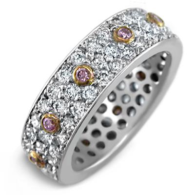 Kraaasne snubne prstene a saty pre inspiraciu - Obrázok č. 8