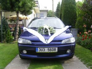 auto nevěsty-naše peginka :o)