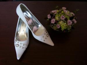 moje svatební botičky