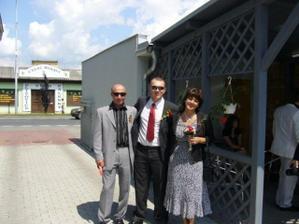 Zenich a jeho rodice