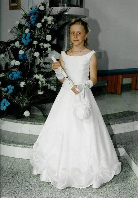 15636b863d6b Salón Regina Topoľčany - Šaty na 1.sv. prijímanie