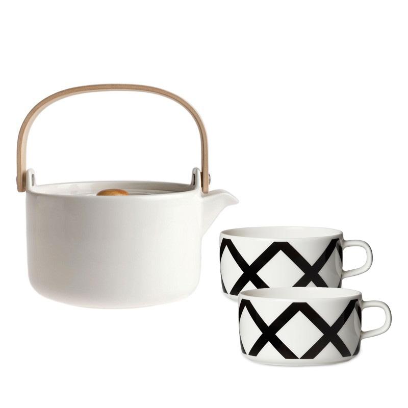 Odškrtávam nákupný zoznam - čajová súprava z Terve
