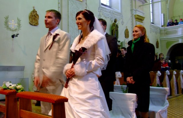 Monika Balážová{{_AND_}}Peter Golian - V kostole v Lednici
