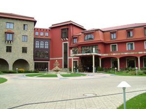 Hotel Patriot v Skalici