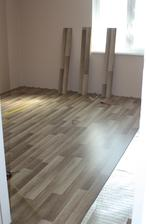 podlahovka v detských izbách