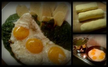 Dnešní večeře.... Co se zbytkem bramborových knedlíků?