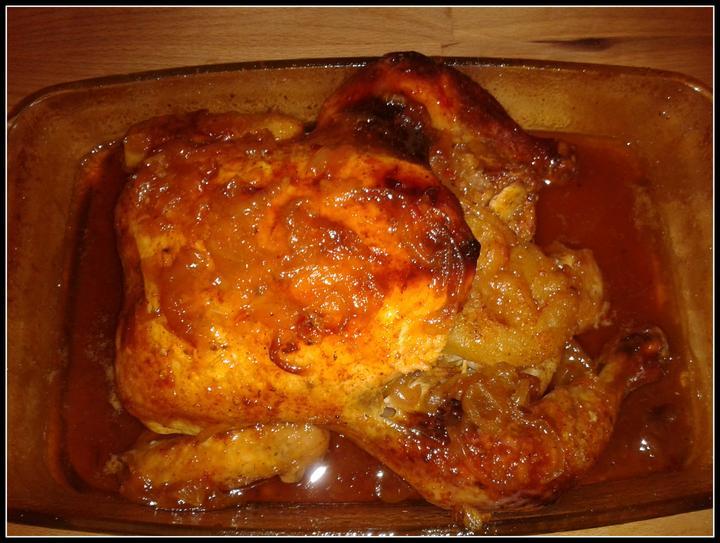 V kuchyni? - hokuspokus kuře... :-D