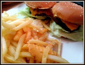 Skoro domácí burgery...