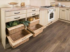 Takhle bych chtěla košíky jednou v kuchyni. :-)