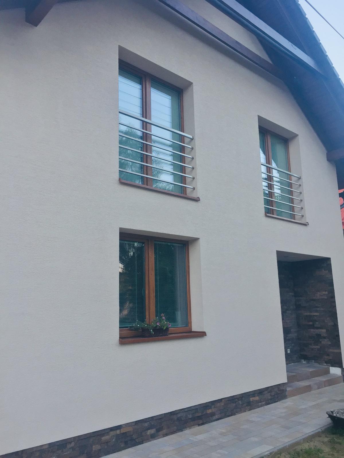 S Haus - Chcela som trošku zmenu - rozhodli sme sa pre francúzske okná