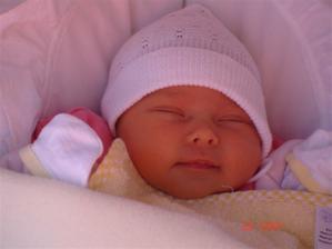 a 14.09.2006 sa nam narodila lilka