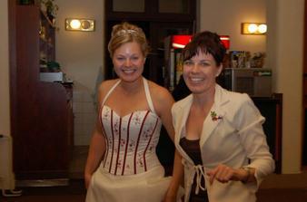 A zlatíčko moja sestra a svedkyňa Radanka