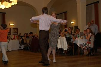 Náš netradičný prvý tanec - chacha
