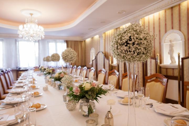 Místa pro svatbu - Parkhotel Brno