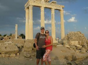 Svatební cesta Turecko