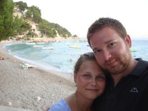 Těsně po zasnoubení... :-) 13.7.2011