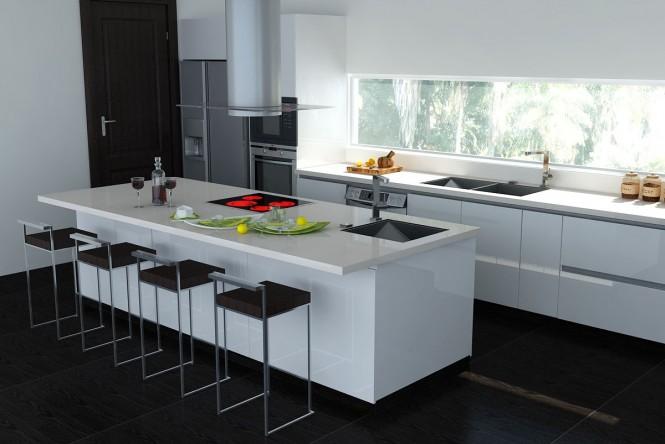 Kuchyňa - inšpirácie - Obrázok č. 147