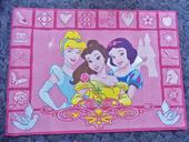 detský koberec Disney Princess 133x95cm ,