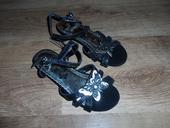sandálky s motýľom George, 31