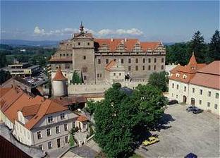 Místo našeho obřadu - zámek Horšovský Týn