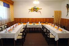 Hotel Šumava - svatební oběd bude probíhat jen v kruhu rodinném