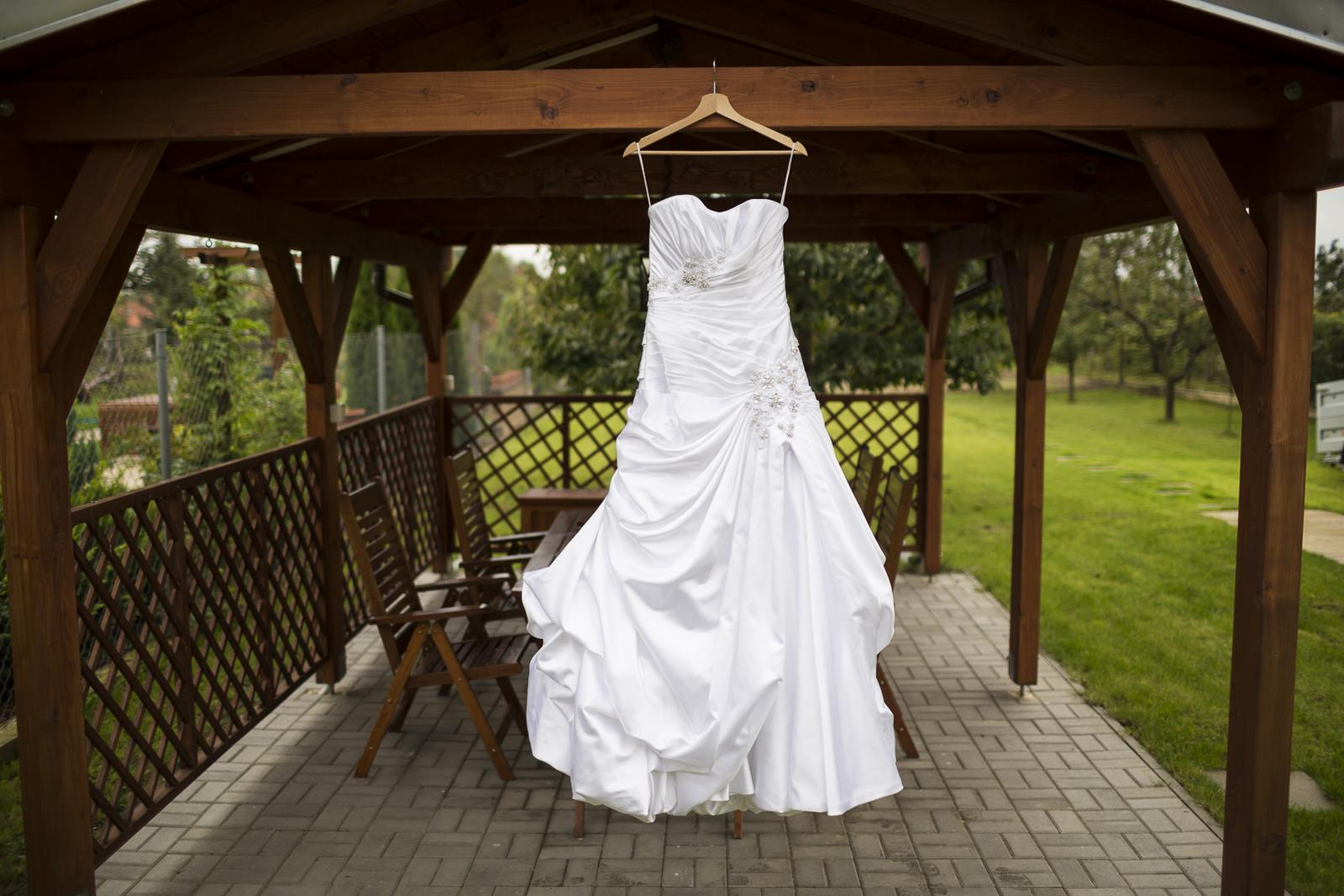 Svadobné šaty Maggie Sottero - Obrázok č. 1