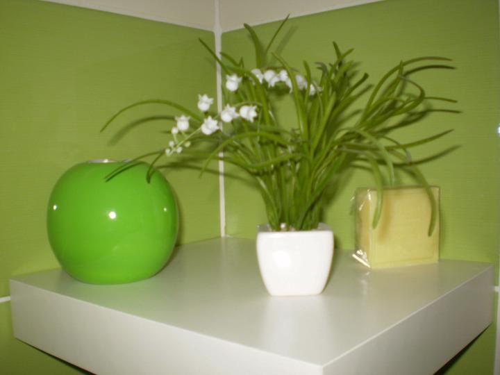 Kúpelňa - trošku vyzdoby v kupelni..