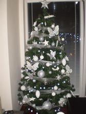 stromček dokončený