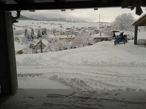 takato snehová nádhera je u nás