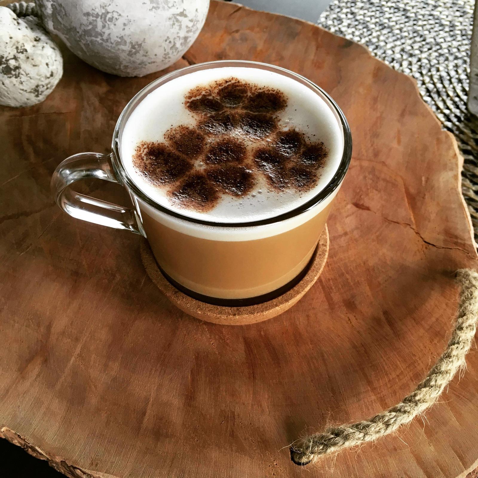 Domček na kopčeku - Nedeľná chvíľka- cappuccino