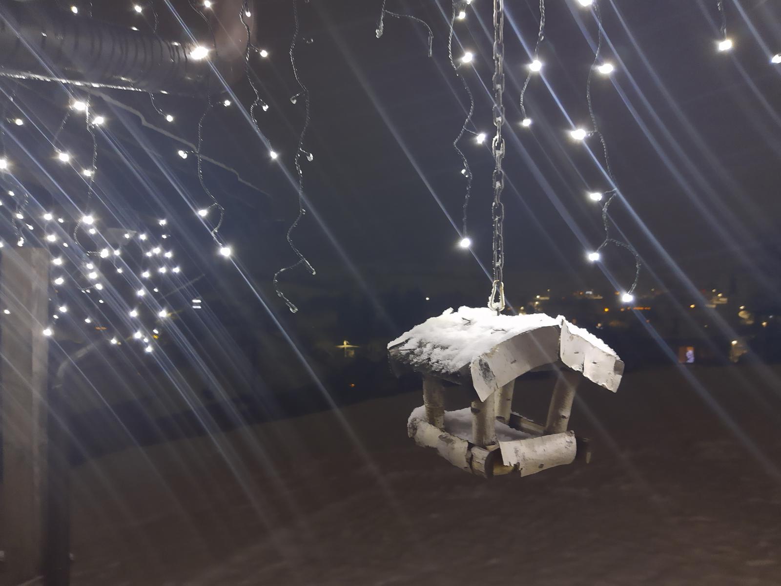 Domček na kopčeku - Krásne sneží