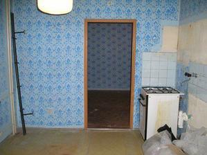 kuchyňa od obývačky