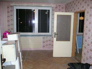 obývačka - pohľad od dverí