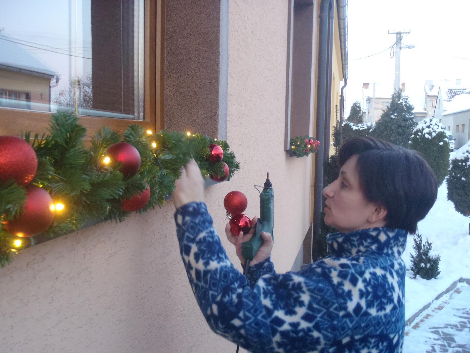 """Vánoce 2012 - moje ,,maličkost"""" :-)"""